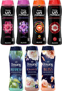 Downy Unstopables Infusions Lush Shimmer In Wash Scent Booster Beads Freshness