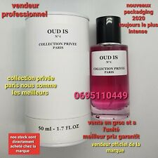 Parfum OUD IS N4 collection privée Paris made in FRANCE