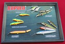 rapala collector-tres rare-lot 3