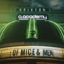 Of Mice and Men - Live at Brixton (NEW CD & DVD)