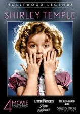Shirley Temple: Hollywood Legend - The Little Princess /Law of Vengeance DVD NEW