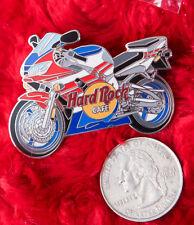 Hard Rock Cafe Pin ONLINE SUPER STREET BIKE MOTORCYCLE SERIES LE 500 NINJA LOGO