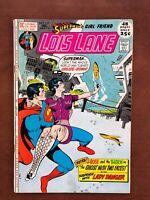 Superman's GirlFriend Lois Lane #117 (1971) 7.0 FN DC Key Issue Bronze Age Comic