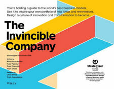 NEW The Invincible Company By Alexander Osterwalder Paperback Free Shipping