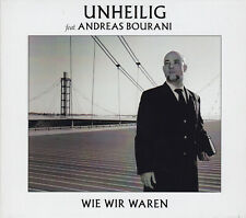 "Unheilig + Andreas Bourani ""Wie Wir Waren"" 2-Track-CD-Single (+LIVE)"