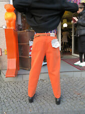 Lucky Star Jeans orange ungetragen 90er True VINTAGE men jeans 28 NOS