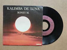 "DISQUE 45T DE  BONEY  M.   "" KALIMBA DE LUNA  """