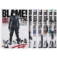 BLAME! New Edition comic VOL.1-6 Comics Complete Set Japan Comic F/S