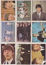 SET BREAK 1964 Topps BEATLES COLOR CARDS PICK ONE /MULTIPLE CARDS NO CREASES