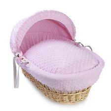 Clair de Lune Girls Moses Baskets