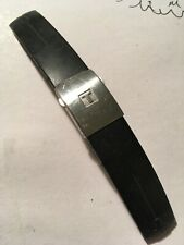 TISSOT T-Touch, Rubber Stainless Steel bracelet T640.1 BC - 20mm, tc11