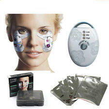 Muscle Stimulation FACE LIFT Anti Wrinkle Crow Feet Eye Toning Firm Skin Machine