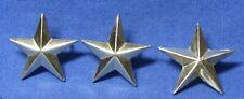 New listing Vietnam War Army or Usmc Brigadier General Rank Star Shoulder Insignia Lot Of 3