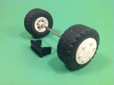 Playmobil racing truck camion roue & Enjoliveur avec fixations de 3613 #o306
