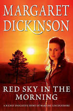 Red Sky in the Morning by Margaret Dickinson (Paperback) NEW BOOK