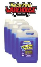 (4 x 5LTR) = 20 LITRES SCREEN WASH CONCENTRATED SCREENWASH 20ltr 20l 20lt