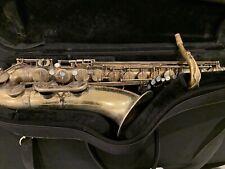1956 Selmer Mark Vi Tenor Saxophone - Gold Plated! 63,xxx- NAMM show special!