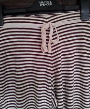 M&S Mujer Pijama Mezcla de color avena de fondo talla 6
