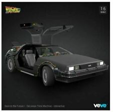 More details for veve - delorean - back to the future - s1 1:6 scale - common #02139 - 3d - nft