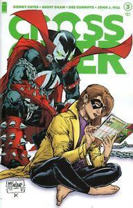 CROSSOVER #3 COVER B MCFARLANE SECRET *SAVAGE DRAGON #1 VARIANT* (IMAGE 2021)