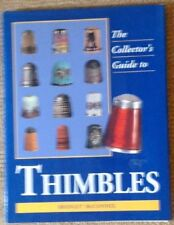 Collector S Guide to Thimbles By B Mcconnel