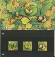 Guernsey Mint Stamps 4.5.11 EUROPA - FORESTS presentation pack. Free UK postage