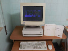 PC IBM Aptiva 2144-900 486DX2 50MHzRAM 8Mb HD 540MB  AUDIOEXCEL MONITOR IBM P70