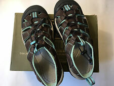 Keen Womens Sandals Newport H2 Slate Black US Size 9