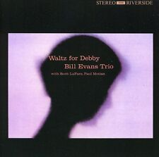 Bill Evans, Bill Evans Trio - Waltz for Debby [New CD] 24 Bit Remastered, Rmst