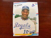 1988 Fleer Baseball - Complete Your Set - You Pick (251-500)