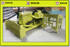 "1/40 EUCLID / TEREX NZG 82-50 Bulldozer in ""EUCLID"" Colors w custom decalsl!!"