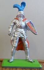 1971 Britains Deetail Knight In Armor #3  Die-cast Metal Perfect Condition