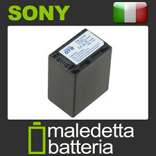 Batteria Alta Qualità EQUIVALENTE Sony NPFV100 NP-FV100