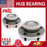 Front Wheel Bearing and Hub Assembly for 2000 2001 Dodge Ram 1500 2WD 515084x2