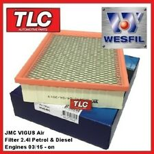 Wesfil Air Filter JMC Vigus 03/15 - on 2.4L Petrol & Diesel
