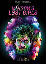 Mansons Lost Girls (DVD, 2016)