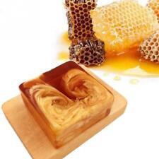 Natural Handmade Honey Milk Soap Face Care Whitening Skin Beauty Bleaching