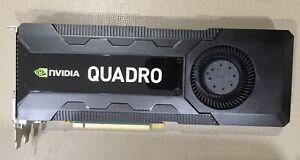Nvidia Quadro K5000 PCI-E Video Card 4K