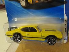 Hot Wheels Olds 442 Hot Auction Yellow!!