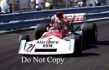 Niki Lauda BRM P160E Monaco GP 1973 Photograph 4