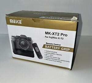 Meike MK-XT2 Pro Professional With Remote Control Battery Grip For Fujifilm X-T2