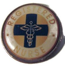 Rn Registered Nurse Lucky Coin Quarters Golf Ball Marker New