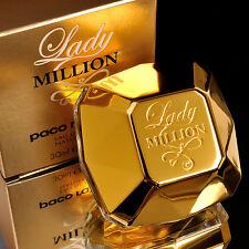 PACO RABANNE 1 LADY MILLION EAU DE TOILETTE 30 ml 1 oz Womens Perfume NEW IN BOX