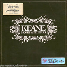 KEANE - Hopes And Fears (UK 12 Trk CD Album)