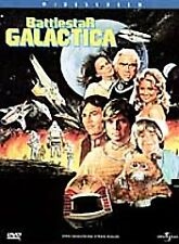 Battlestar Galactica (DVD, 1999 widescreen) Stu Phillips Original Movie HTF