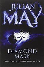 JULIAN MAY ___ DIAMOND MASK ____ BRAND NEW ___ FREEPOST UK