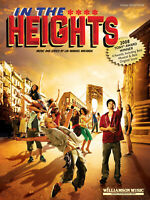 In the Heights  Vocal Lin-Manuel Miranda Book Only HL00313411