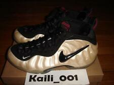 Nike Air Foamposite Pro Size 12 PEARL 624041-206 WHITE A