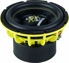 Ground ZERO GZHW 10xspl d1 Subwoofer Bass ground zero spl 25cm 10 pollici