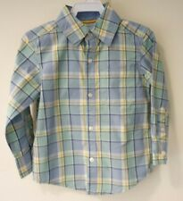 New With Tags Carter's Plaid Shirt Boy's Size 2T